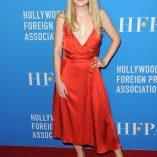 Dakota Fanning 2018 HFPA Grants Banquet 12