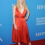 Dakota Fanning 2018 HFPA Grants Banquet 14