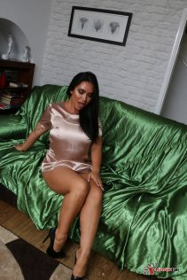 Sexy Satin Silk Fun August 2018 29