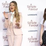 Blake Lively A Simple Favour Premiere 16