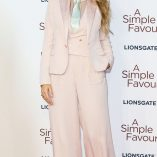 Blake Lively A Simple Favour Premiere 19