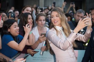 Blake Lively A Simple Favour Premiere 39
