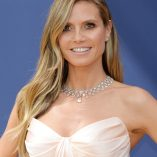 Heidi Klum 70th Emmy Awards 1