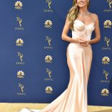 Heidi Klum 70th Emmy Awards 12