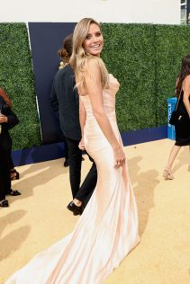 Heidi Klum 70th Emmy Awards 6