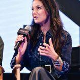 Emmanuelle Chriqui 2018 New York Comic Con 11