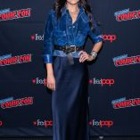 Emmanuelle Chriqui 2018 New York Comic Con 13