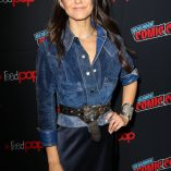 Emmanuelle Chriqui 2018 New York Comic Con 19
