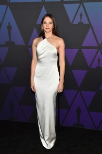 Felicity Jones 10th Governors Awards 2