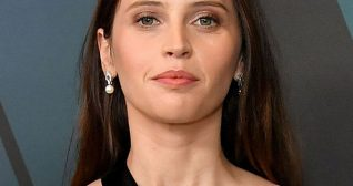 Felicity Jones 10th Governors Awards