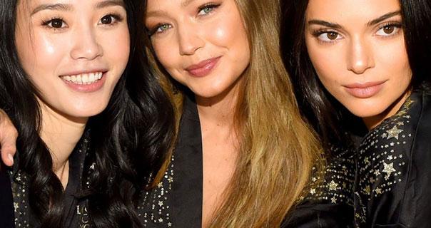 Gigi Hadid 2018 Victoria's Secret Fashion Show