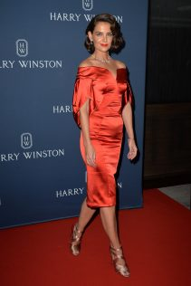 Katie Holmes Harry Winston New York Collection 27