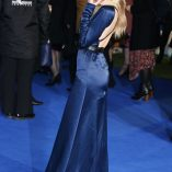 Clara Paget Mary Poppins Returns Premiere 1