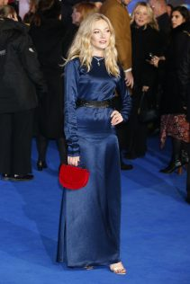 Clara Paget Mary Poppins Returns Premiere 2