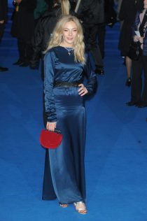 Clara Paget Mary Poppins Returns Premiere 47