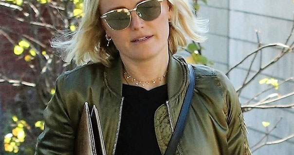 Malin Akerman LA 19th December 2018
