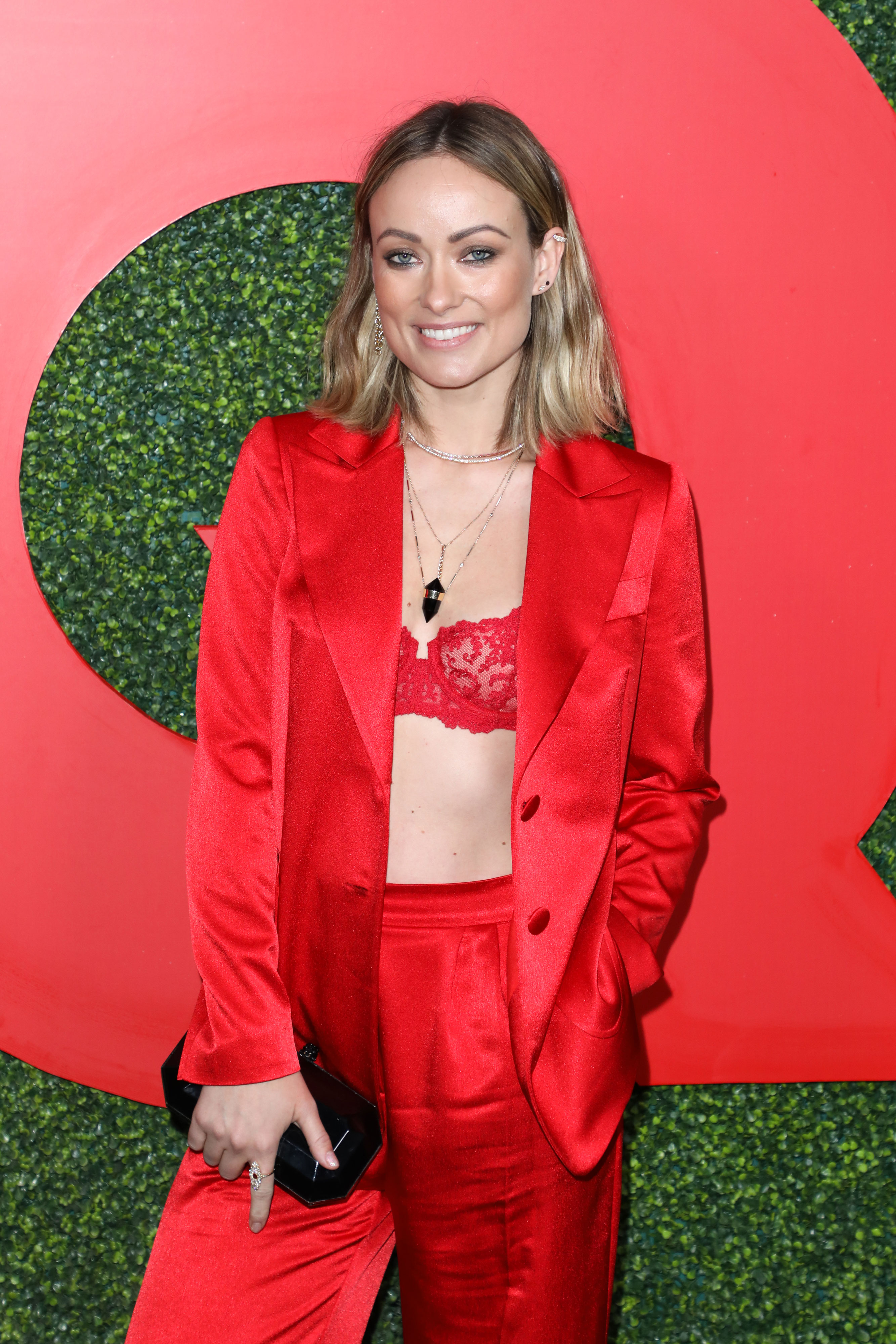 Olivia Wilde 2018 GQ Men Of The Year Party 1 | Satiny
