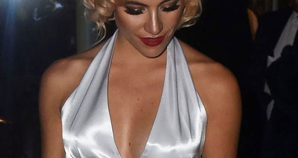 Pixie Lott Mrs Foggs 22nd December 2018