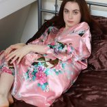 Sexy Satin Silk Fun December 2018 31