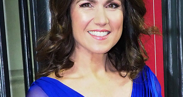 Susanna Reid 2018 The Sun Military Awards