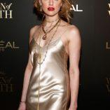 Amber Heard 2018 L'Oréal Paris Women Of Worth Celebration 15