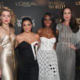Amber Heard 2018 L'Oréal Paris Women Of Worth Celebration 2
