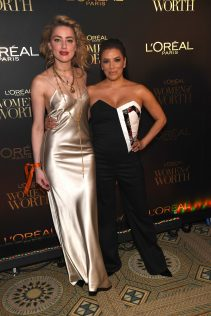 Amber Heard 2018 L'Oréal Paris Women Of Worth Celebration 3
