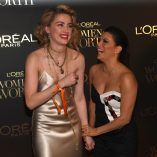 Amber Heard 2018 L'Oréal Paris Women Of Worth Celebration 5