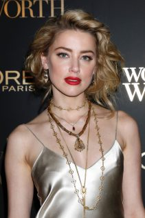 Amber Heard 2018 L'Oréal Paris Women Of Worth Celebration 53