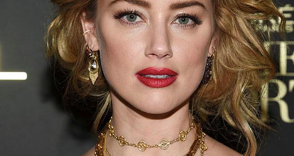 Amber Heard 2018 L'Oréal Paris Women Of Worth Celebration
