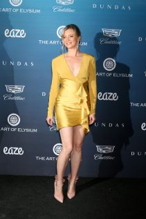 Amy Smart 12th The Art Of Elysium Celebration 20