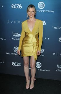 Amy Smart 12th The Art Of Elysium Celebration 5