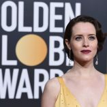 Claire Foy 76th Golden Globe Awards 2