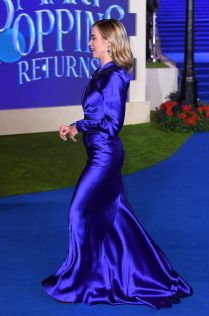 Emily Blunt Mary Poppins Returns Premiere 19