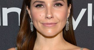 Sophia Bush 2019 InStyle And Warner Bros Golden Globe Awards After Party