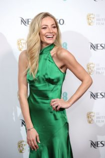 Clara Paget 2019 BAFTA Nominees Party 12