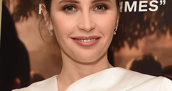 Felicity Jones On The Basis Of Sex Screening