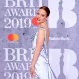 Jess Glynne 2019 Brit Awards 8