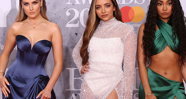 Little Mix 2019 Brit Awards