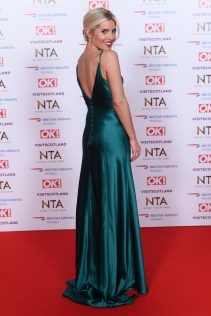 Mollie King 2019 National Television Awards 18
