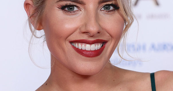 Mollie King 2019 National Television Awards