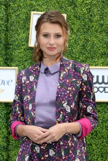Aly Michalka 2018 The CW Network Fall Launch Event 28