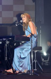 Delta Goodrem Sony True Colours Ball 1