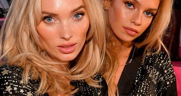 Elsa Hosk 2018 Victoria's Secret Fashion Show