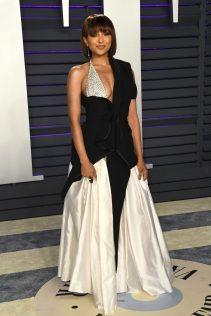 Kat Graham 2019 Vanity Fair Oscar Party 11