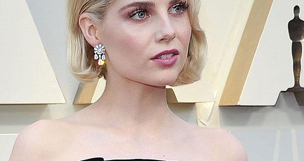 Lucy Boynton 91st Academy Awards