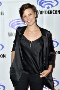Maggie Grace 2018 AMC WonderCon 6