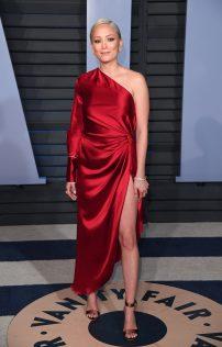 Pom Klementieff 2018 Vanity Fair Oscar Party 2