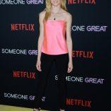 Katherine McNamara Someone Great Premiere 11