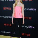 Katherine McNamara Someone Great Premiere 12